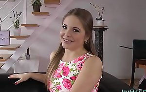 Teen brit banged in all directions pov