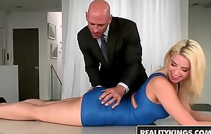RealityKings - Monster Curves - Anikka Albrite Johnny Sins - Satisfying Anikka