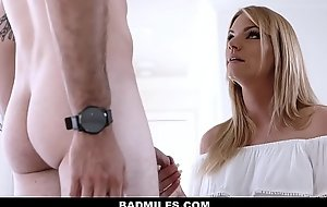 BadMILFS - Learning how in the world to fuck from his step-mom