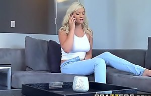 Brazzers - Babe in arms Got Boobs - Kylie Page and Keiran Lee - Deserted Babysitter