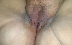 Fucking my wet pussy with a bottle, a toy, and a vibe until I cum