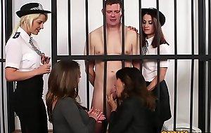 British cfnm milfs sucking prisoners flannel