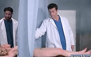 Hardcore Mating The last straw Doctor And Slut Horny Patient (Ashley Fires) video-05